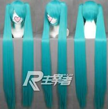 V House - Hatsune miku green onions double tigers mouth cauda equina COSPLAY wig