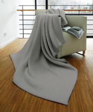 Graue Wolldecken Gunstig Kaufen Ebay