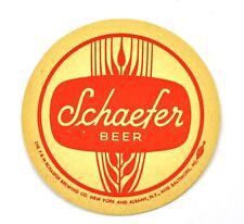 Schaefer USA bière Dessous-de-verre Dessous De Verre coaster support