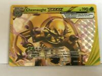 Chesnaught BREAK ULTRA RARE 12/162 Pokemon XY Breakthrough NM HOLO