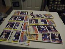 Montreal Expos Lot of 12 1986 Provigo Baseball Card Sheet Sets