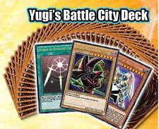 Yugioh Yugi's Battle City English 1st Sealed New Original Real Deck