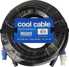 Blizzard Lighting DMXPC-50 / COMBO DMX COOL CABLE+POWERCON COMPATIBLE CABLE 50'