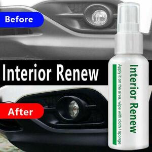 Car Interior Plastic Parts Refurbishing Agent Maintenance Retreading Cleaner New