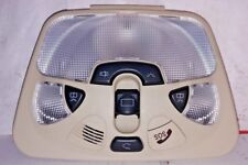 02 03 04 05 06 07 08 09 MERCEDES CLK550 INTERIOR DOME LIGHT A2098202501/8J12 OEM