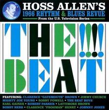 Hoss Allen's 1966 Rhythm and Blues Review: The !!!! Beat (CD, Jun-2010, Super...