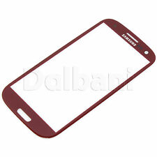 41-06-1034  Red Replacement Screen Glass Display for Samsung Galaxy S3 i9300