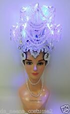 Da NeeNa H166 Light Crystal Chandelier Lamp Ballet Headdress Crown Tiara