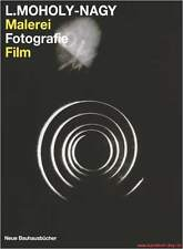 Libro specializzato pittura – Fotografia – film, Top libro di Bauhaus di Moholy-Nagy, nuovo
