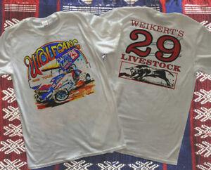 NEW Doug Wolfgang Vintage Sprint Car T-Shirt