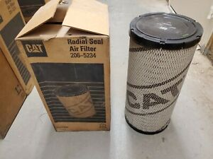 GENUINE OEM CAT 206-5234 PRIMARY AIR FILTER USA 🇺🇲 2065234