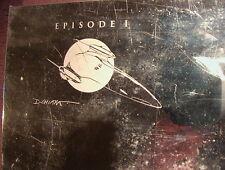 Star Wars 1999 Doug Chiang The Phantom Menace 20 Lithograph Portfolio w/Box/Crd