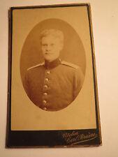 Metz-M. Bauer en tant que soldat marin en uniforme - 4. KGF. KO Pied-AR 2/CDV