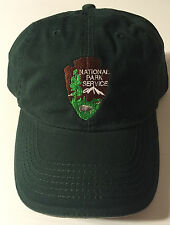 National Park Service Green Cap  FREE SHIPPING