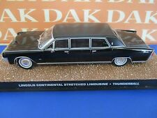 Die cast 1/43 Modellino Auto 007 James Bond Lincoln Continental Strechted Limo