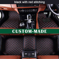 Custom Car Floor Mat For Toyota 86,C-HR,Camry,Corolla,RAV4,Tundra,Land Cruiser
