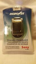 New DigiPower TC- 500s Battery Charger/Sony NP-FR1, BD 1, FM50, FM55H, ,and More