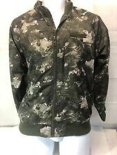 Women's Members Only Floral Camo Jacket Size Medium Brand new
