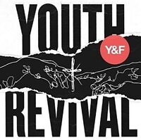 YOUTH REVIVAL (2016) 12-track CD album NEW/SEALED Hillsong