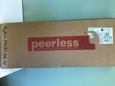 Peerless SmArt Mount Fplwt-Un - bracket , Flat Panel Univ Wall Mount Black
