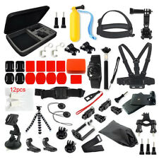 TRU-VUE PRO 32pc Accessories Kit for Tru-Vue Action Sports Camera TVP53P