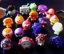 19 x  MOSHI MONSTERS COLLECTION - VGC BULK LOT