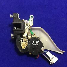 1992 - 1996 TOYOTA CAMRY LEFT SIDE REAR DOOR LATCH WITH LOCK ACTUATOR OEM 4DR