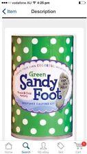 Spots & Ladybugs sandy foot kit GREEN  bnip - free postage (a45)