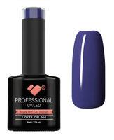 344 VB Line Very Grape Blue - UV/LED nail gel polish - super quality