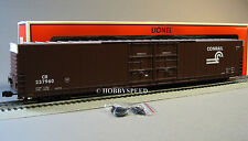 LIONEL CONRAIL 86' HI CUBE BOXCAR 86 Foot 237960 O GAUGE 81095 train 6-81096 NEW