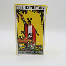 1971 Edward Waite The Rider Tarot Card Deck Complete made in Italy