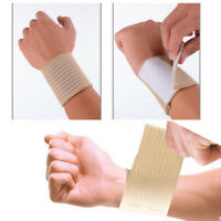 Wrist Elastic Wrap Guard Band Elbow Ankle Support Sports Bandage Y3G2 S E3H2