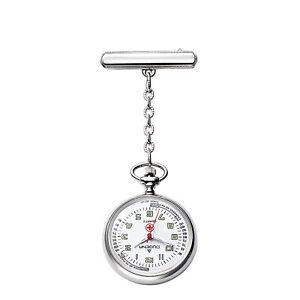 Dugena 4149882 Ladies Pocket Watch Lepine Or Sister Watch