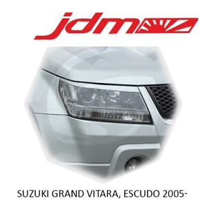 For Suzuki Grand Vitara Eyebrows Eyelids Headlight Cover Escudo 2006-2016