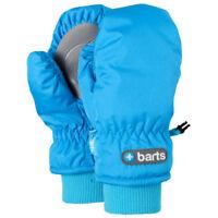 Barts Nylon Kids Ski Mittens, Blue
