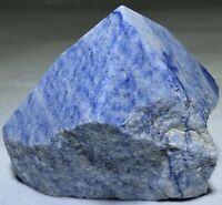 "3.5"" Blue Aventurine Point Cluster Crystal Quartz Natural Stone Specimen Brazil"