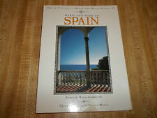 Music and Food of Spain : Spanish Menu Cookbook: BOOK ONLY