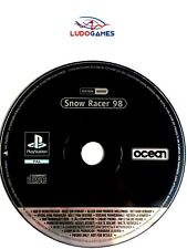Snow Racer 98 Promo PSX PS1 Playstation Videojuego Videogame Retro Mint State