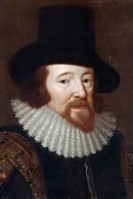 "New 5x7 Photo: Philosopher and Scientist Francis Bacon, ""Father of Empiricism"""