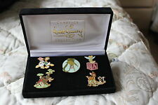 Walt Disney Classic Collection Boxed Pin Set