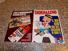 ALBUM CALCIATORI IL GIORNALINO 1975-76 Q.COMPLETO(-40 FIGURINE) TIPO PANINI-EDIS