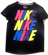 Nike Womens Black Shirt Size Small EUC!!!