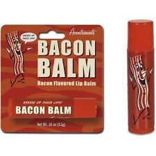 Bacon Lip Balm Funny Unique Gift Bacon Flavored * NEW *