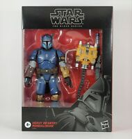 Heavy Infantry MANDALORIAN Star Wars Black Series Action Figure In Hand NEW