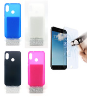 Case Cover Gel TPU Silicone For Xiaomi Mi A2 Lite Redmi 6 PRO