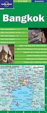 Lonely Planet Bangkok City Map by