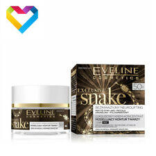 Eveline Cosmetics Exclusive Snake Face Cream Concentrate Mature Skin 50+ 50ml