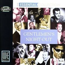 VARIOUS ARTISTS - THE ESSENTIAL COLLECTION GENTLEMEN'S NIGHT OUT NEW CD