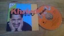 CD Ethno Khaled - Aicha (2 Song) MCD BARCLAY cb