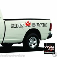 Vinyl Decal Stripes Fits FORD F-150 XL XLT SXT Platinum King Ranch Of the Road
